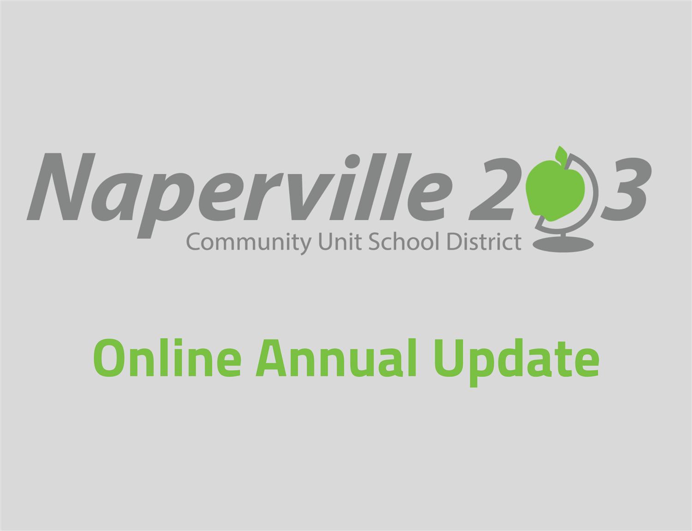 Naperville Community Unit School District 203 / Homepage