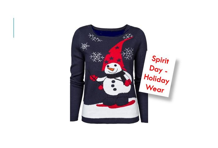 Snow Man Sweater