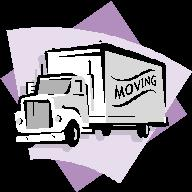 Image of moving van
