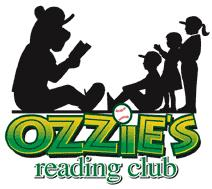 Ozzie's Reading Club clipart