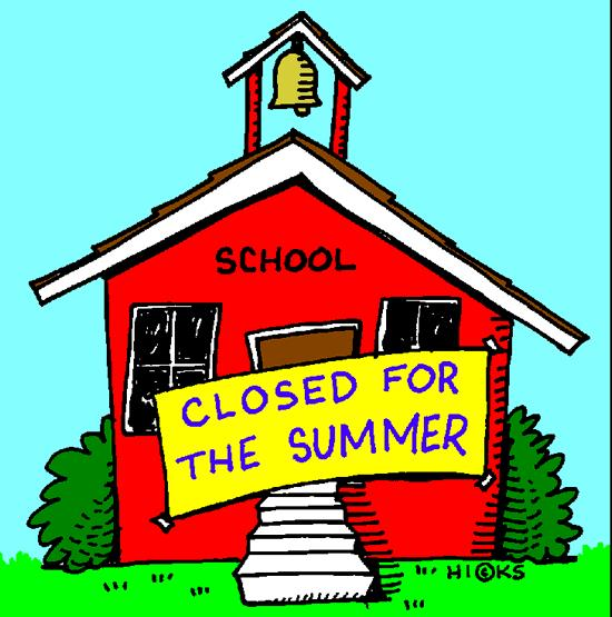 School's Out clipart