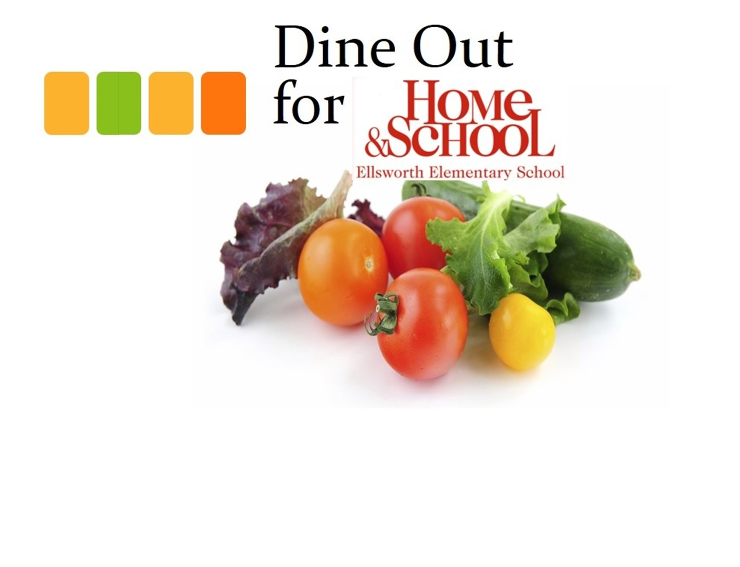 Dine Out for Home and School logo