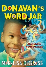 Donavan's Word Jar book cover