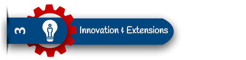 Innovation and Extensions icon