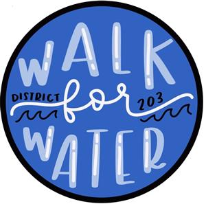 Walk 4 Water logo