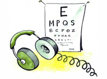 Vision & Hearing clipart