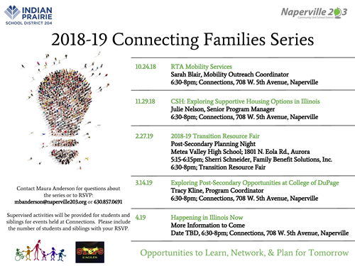 Connecting Families Series
