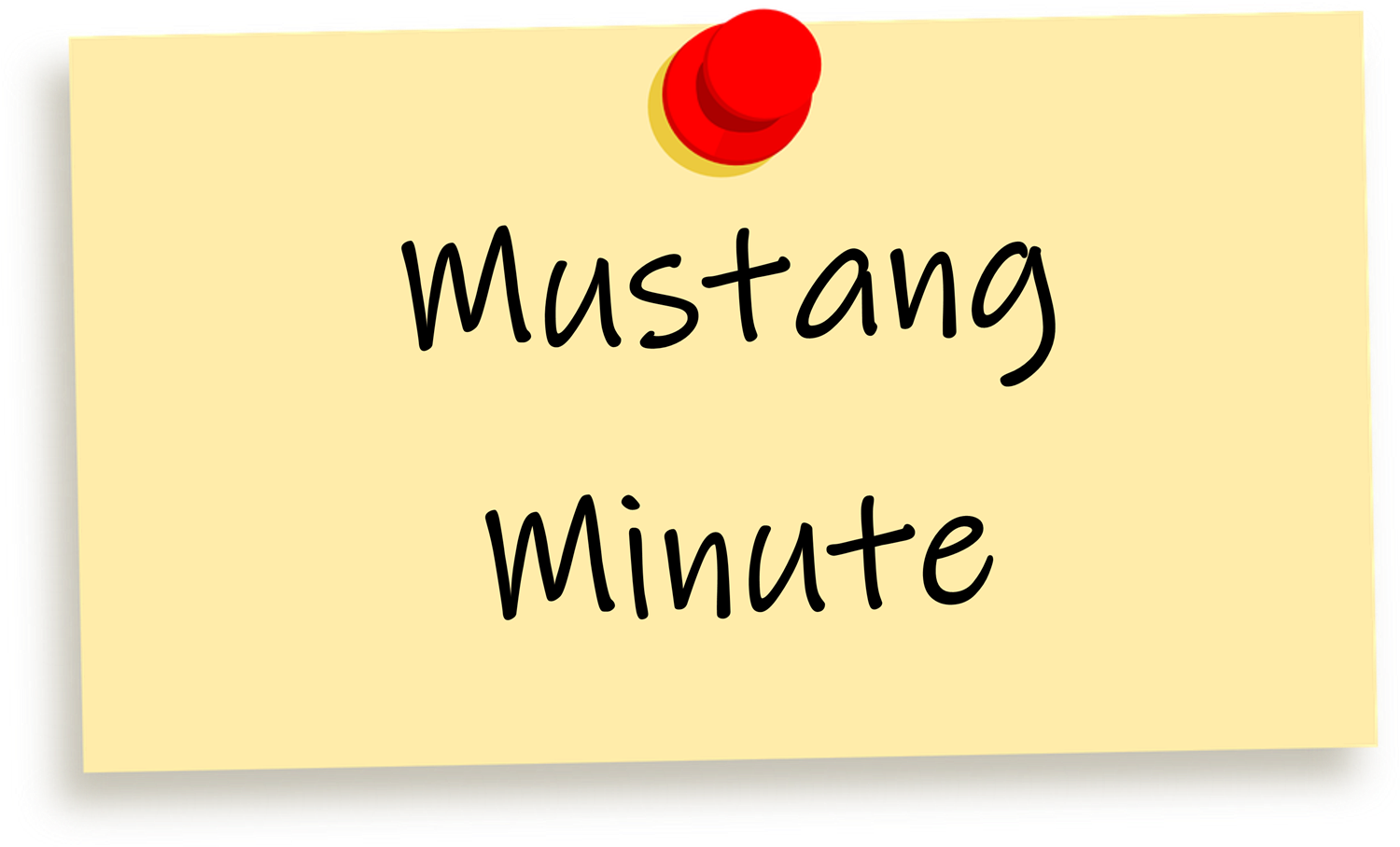 The Mustang Minute