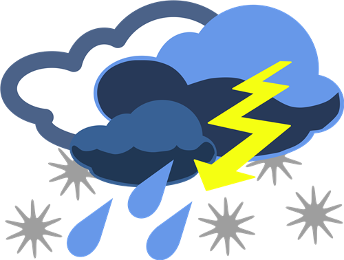 Inclement Weather Clipart