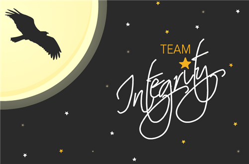 Team Integrity logo