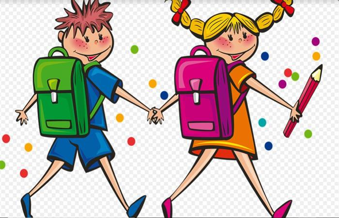 First Day of School - August 16th