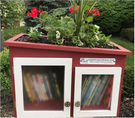 RW Little Free Library