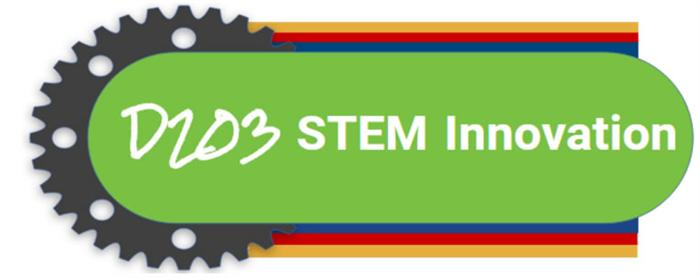 STEM Innovation button