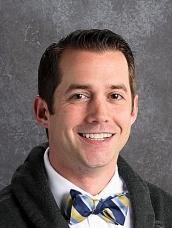 Andrew McCree Named Principal of Ann Reid Early Childhood Center