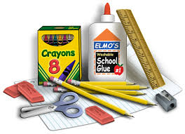 Ann Reid School Supply List 2018-2019