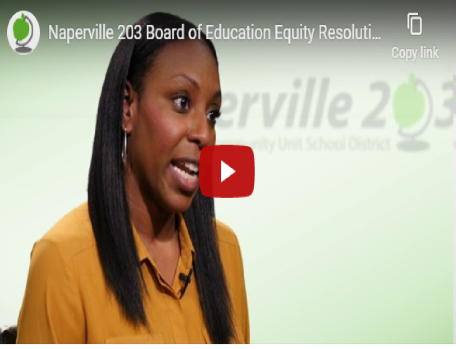 New Video Highlights Equity Resolution
