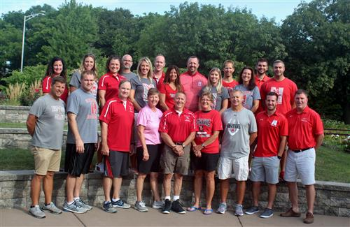 PE Department photo