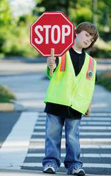 Crossing Guard Student