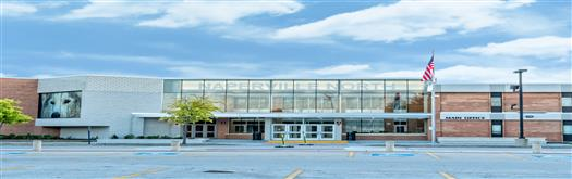 NNHS Exterior Photo