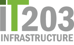 iT203 Infrastructure