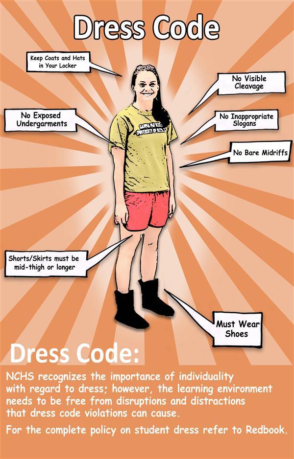 Information / NCHS Dress Code