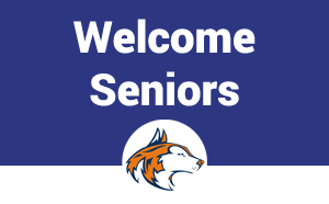 Welcome Seniors