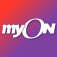 Database icon for myON Reader
