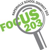 Focus 203 logo