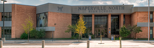 Naperville North High School photo